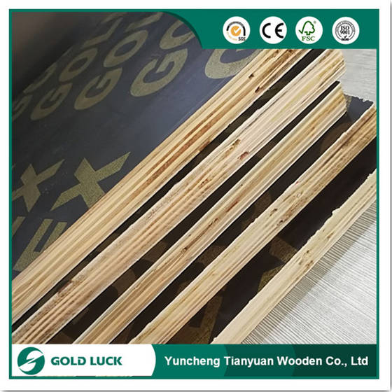 Sell Finger Joint Core/Recycle Film Face Plywood