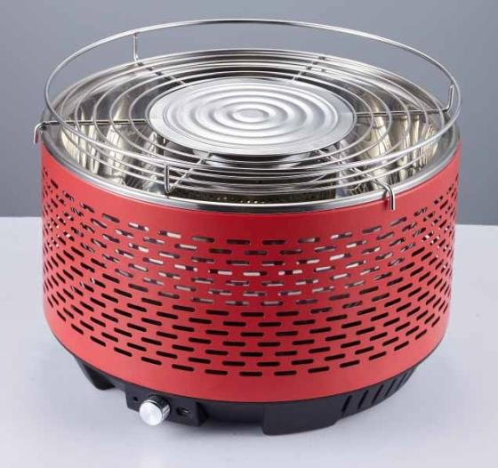 Sell Outdoor portable Smokeless Charcoal BBQ Grill