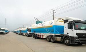 Wholesale tank container: LNG Cryogenic Liquid Tank Container