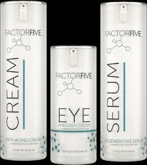 Wholesale anti-aging cream: Factorfive Anti-aging Serum,Factor Five Eye/Lash Cream,Factorfive Anti-aging Cream