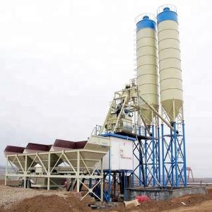Wholesale mixer station: Small Concrete Mixing Plants