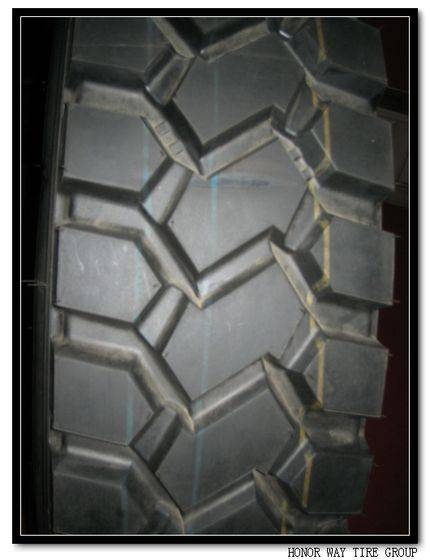 Radial Truck Tire 315/80R22.5 12R22.5 Off Road Pattern