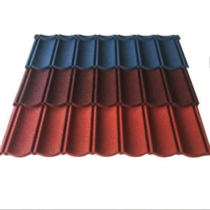 Wholesale buildings materials: Building Roofing Materials Stone Coated Steel Roof Tiles