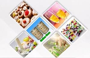 Wholesale food additive: Factory Price Supply Low Acyl / High Acyl Gellan Gum for Food Additives