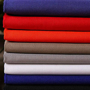 Wholesale twill workwear woven fabric: Polyster/Cotton Uniform Fabric