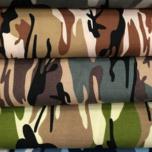 Wholesale military: Military Camouflage Printed Fabric