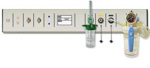 Wholesale nurse call system: MULTI Bed Head Trunking System