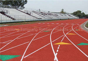Wholesale EPDM: Colored EPDM Rubber Granules Chips for Athletic Field and Playground