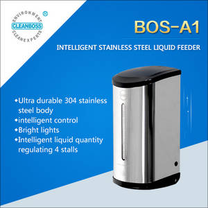 Wholesale Liquid Soap Dispensers: Automatic Infrared Sensor Soap Dispenser Hotel Disinfection Machine Touchless Battery Hospital Foami