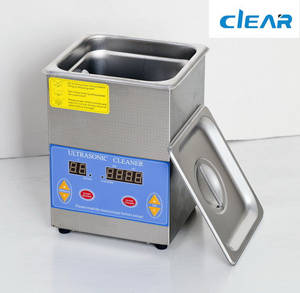 Wholesale dental microscope: Dental Ultrasonic Cleaner 2L