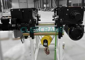 Wholesale electric hoist: Explosion-proof Wire Rope Electric Hoist for Special Handling Lifting Crane