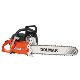 Wholesale Chainsaws: SELL Dolmar (20) 64cc Professional Gas Chain Saw, 3/8 - .050