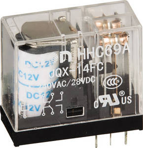 Wholesale pcb relay: JQX-14FC HHC69A Mini PCB Electromagnetic Relay