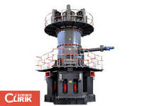 New Type Grinding Equipment CLUM Series Vertical Roller Mill Made in China by Shanghai Clirik