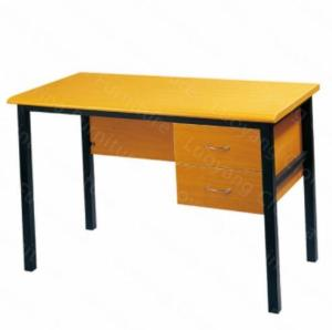 Wholesale computer desk: Clorina Furniture MDF Top Computer Desk School Office Desk Teacher Table and Chair