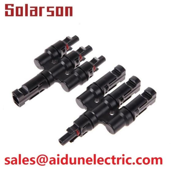 Sell 600V MC4 T Branch Solar Connector 3 in 1 Male and Female