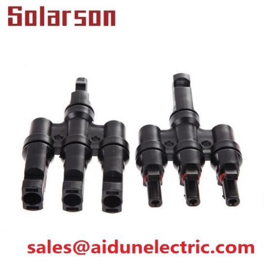 Sell 600V/1000V MC4 T Branch Solar Connector 3 in 1 Male and Female 30A