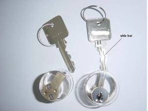Wholesale security: High Security Key Cylinder