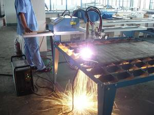 Wholesale cutting gas machine: Mini Gas/Plasma Cutting Machine