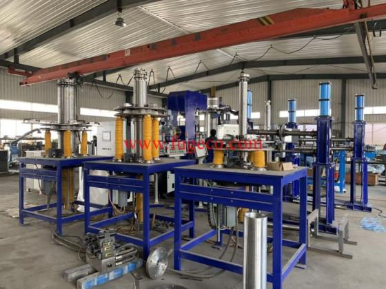 Automatic Expansion Joint Forming Machine DN100-1000