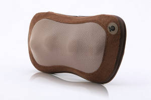 Wholesale massage pillow: Rechargeable Shiatsu Massage Pillow
