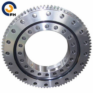 Wholesale slewing ring: Single-row Ball Slewing Bearing Ring