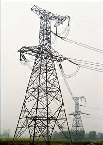 Wholesale power transmission tower: Overhead Line OHL Power Transmission Line Tower