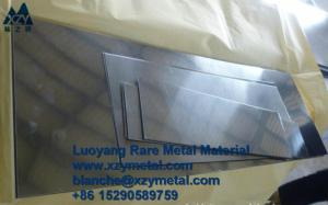Wholesale cd cases bags: Pure Mo Sheet for Vacuum Furnace's Chamber in China