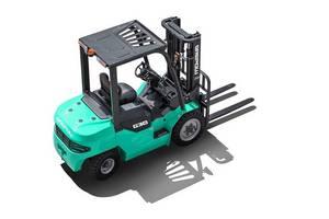 Wholesale isuzu c240: Diesel Forklift 1.5T-3.5T
