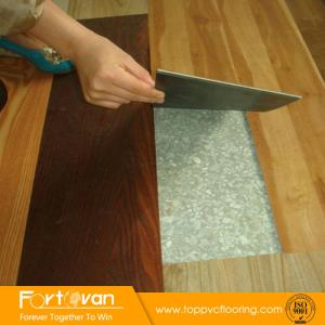 Wholesale patterned vinyl sheet flooring: Dry Back Commercial Vinyl Flooring /Gule Down Vinyl Plank