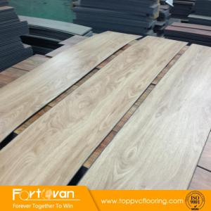 Wholesale vinyl flooring plank: Wooden Look Factory Price Vinyl Flooring Plank PVC Floor Tiles