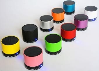 Sell Promotion Gift S10 Bluetooth Speaker Multi-color