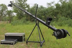 Wholesale tripod head: 8m Jimmy Adjustable Camera Crane Jib