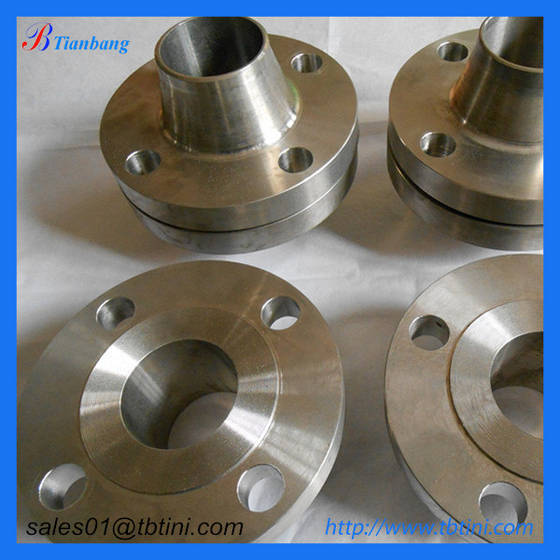 Flanges: Sell titanium welding neck flange