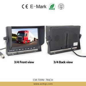 Wholesale digital monitors: 7inch Car Digital Color TFT LCD Monitor