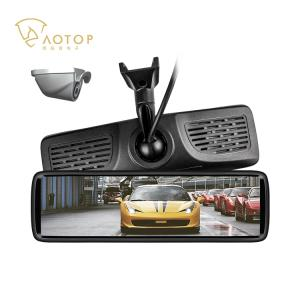 Wholesale rear view mirror display: Full Display Mirror with ADAS Front and Rear, DVR Function Ect