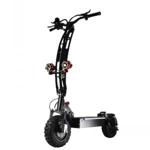 Wholesale cross light: 2019 Newest Design Dual Motor Electric Scooter 3200w Foldable Two Wheel Scooter for Adult