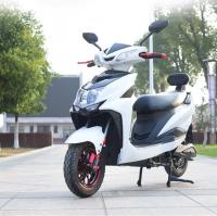 1000W 60V 20AH Adult High Speed Electric Motorcycles with Lithium Battery 2