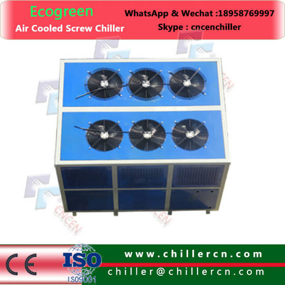 screw air compressor: Sell Air Cooled Screw Chiller