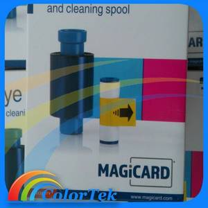 Wholesale printers: Magicard MA250YMCKOK Ribbon for Enduro & Rio Printer