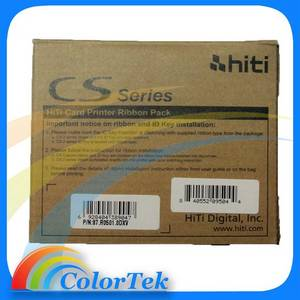 Wholesale y model: HiTi CS200e YMCKO Color Ribbon 400 Images