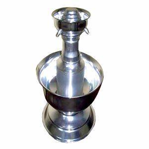 Wholesale beverage fountain: Metal Champagne Fountain