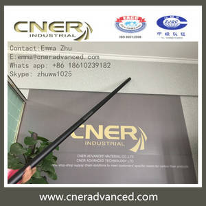 Wholesale telescopic window cleaning pole: Carbon Fiber Telescopic Pole Window Cleaning Poles