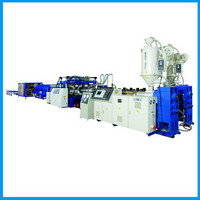 Wholesale pe products: PE/PVC Double Wall Corrugated Pipe Production Line