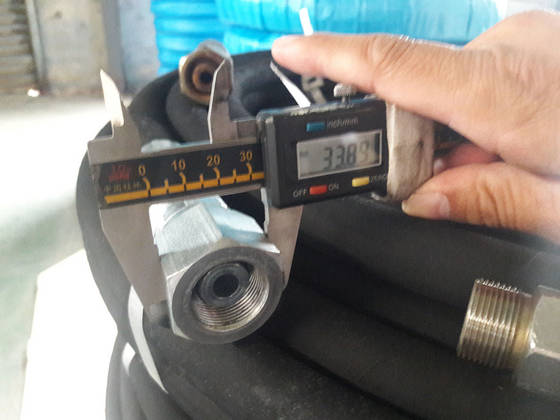 Sell Water Jetting Rubber Hose
