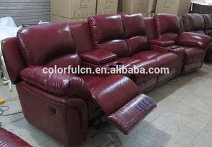 Wholesale leather chesterfields: Swivel Recliner Chair /Electric Recliner Sofa in Leather/Best Recliner Chair Sofa LS608