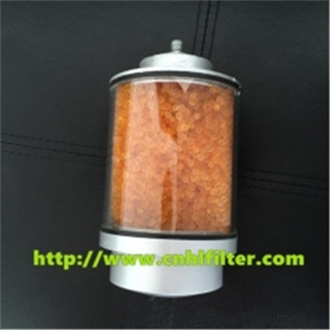 Sell Dehydrating Transformer breather air filter with silicia gel