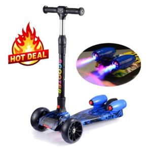 Wholesale scooter: Hot Selling Kids Water Spray Jet Scooter with Capacity of 85 Kgs
