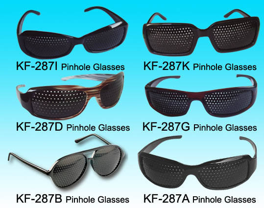 Massager: Sell eye massager care sunglasses pinhole glasses