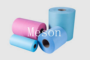 Wholesale disposable bed cover: Dyed Spunlace Nonwoven Fabbric